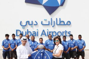 Dubai Airports and Shaheen support UAE Olympic 7s Dream