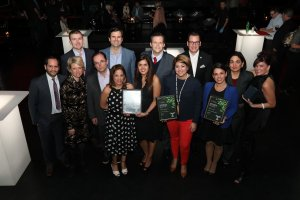 The big winners - day two at Routes Americas 2017