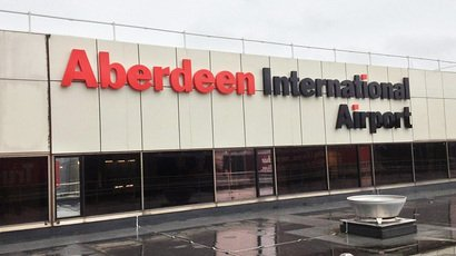 ABERDEEN INTERNATIONAL AIRPORT REPORTS PASSENGER NUMBERS FOR JANUARY 2017