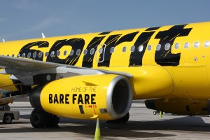 Spirit Airlines Brings More Black and Yellow to Pittsburgh