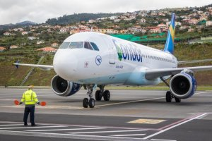 Condor connects Hannover to Madeira