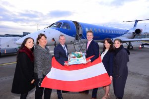 Bmi Regional Returns To Birmingham Airport With Launch Of Route To Graz