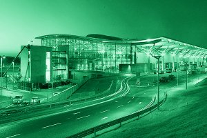30,000 Passengers Expected This Weekend At Cork Airport As It Goes Green For St Patrick's Day