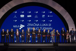 New terminal goes into operation in Zagreb Airport
