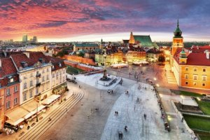 New direct route from Gothenburg to Warsaw with LOT