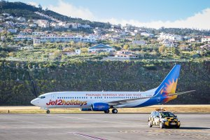 Jet2.com and Jet2holidays Creates New Route Between Britain and Madeira