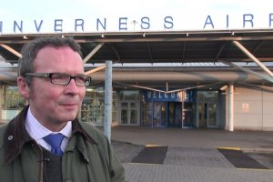 INVERNESS AIRPORT RECORDS RECORD BREAKING PERIOD FOR PASSENGER NUMBERS