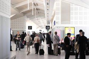 Twelve Million In Twelve Months As Birmingham Airport Reaches A New Passenger Milestone