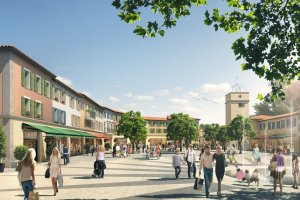 A new international outlet is opening in Provence!