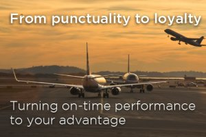 Goldilocks and on-time performance