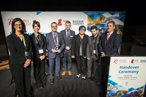 PRESS RELEASE: Routes Europe aviation forum handed over to Bilbao