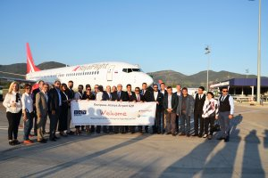 Coral commenced flights to Alanya-Gazipasa  Airport from Moscow-SVO!