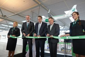 Münster/Osnabrück: Germania offers more connections to sunny destinations and is basing a second aircraft
