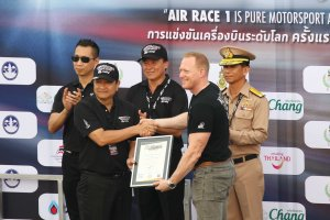 THE WORLD CUP OF AIR RACING TO BE HELD IN THAILAND IN 2017