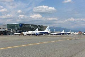 Blue Air announces the new Torino-Trapani service