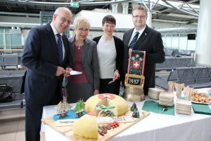 Germania Connects Vienna and Zurich Non-Stop with Rostock