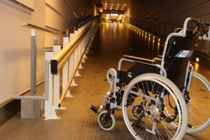 Riga Airport has been Nominated for the Accessible Airport Award