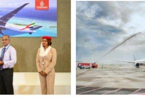 Velana International Airport celebrates 30 years of service by Emirates to Maldives