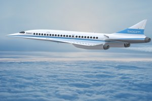 Boom Supersonic reveals orders growth in Paris