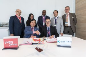 Vietjet Improves Operational Efficiency with New SFCO2 Agreement