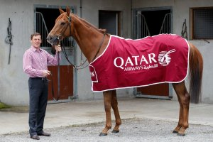 QATAR AIRWAYS REIN IN THE CURRAGH FOR 2017 PARTNERSHIP