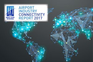 Connectivity increased by 19% at MRS according to ACI