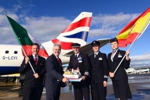 British Airways Flights Take off from Birmingham again