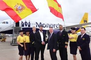 Monarch's New Summer Routes Take Off From Birmingham Airport