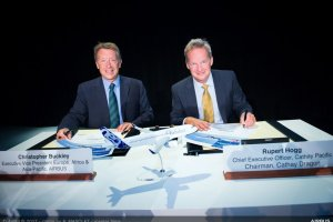 Cathay Dragon set to modernise fleet with Airbus A321neo deal