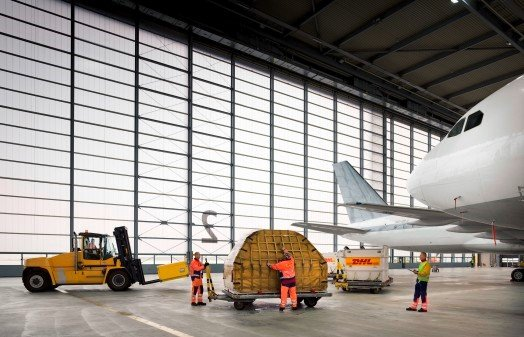 DHL starts new air freight service from Avinor Oslo Airport to Seoul & Shanghai