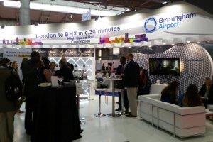Birmingham Airport hits 13 million milestone