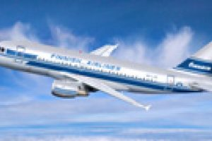 Finnair's Silver Bird retro aircraft takes flight