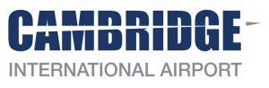 Cambridge International Airport  logo
