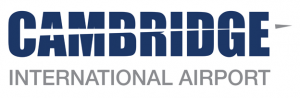 Cambridge International Airport  logo