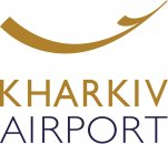 Kharkiv International Airport  logo