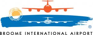 Broome International Airport logo