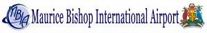 Grenada Maurice Bishop International Airport (MBIA), Grenada logo