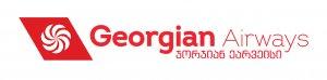 """Georgian Airways """"Airzena"""" logo"""