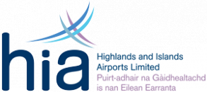 Highlands & Islands Airports logo