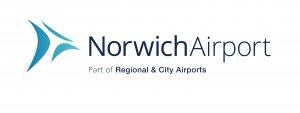 Norwich International Airport logo