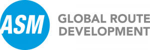 ASM Global Route Development logo