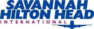 Savannah/Hilton Head International Airport logo