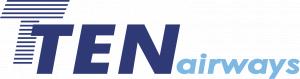 Ten Airways logo
