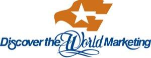 Discover The World Marketing logo
