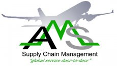 AMS Supply Chain Management logo