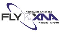 Northwest Arkansas Regional Airport logo