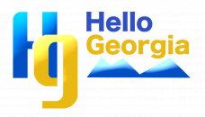 Hello Georgia logo