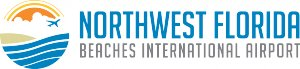 Northwest Florida Beaches International Airport logo