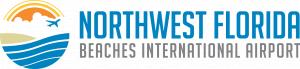 Northwest Florida Beaches International Airport logo