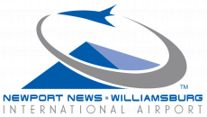 Newport News Williamsburg Int'l Airport logo